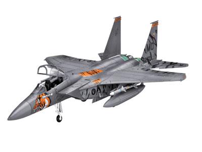Revell plastic model F-15E Strike Eagle 1:144