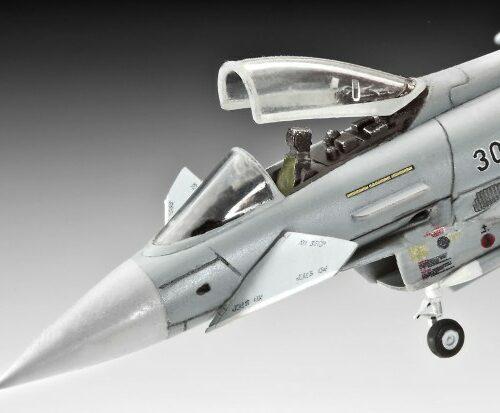 Revell plastic model Eurofighter Typhoon 1:144