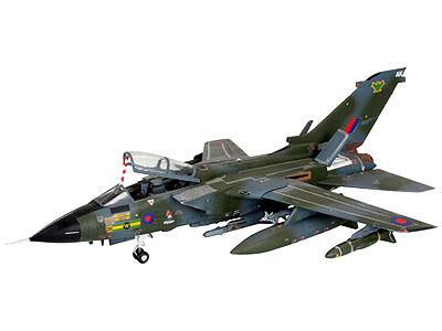 Revell plastic model Panavia Tornado GR.1 RAF 1:72