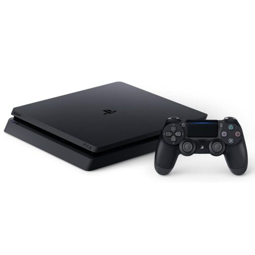 PlayStation 4 Slim 500 GB – Grand Theft Auto V Bundle (GTA)