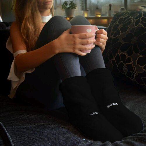 Hot Boots Deluxe – Black