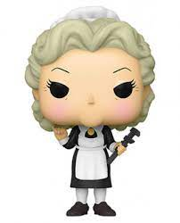 POP! Retro Toys: Clue – Mrs. White With The Wrench Vinyl Figure