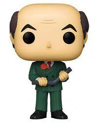 POP! Retro Toys: Clue – Mr. Green With The Lead Pipe Vinyl Figure