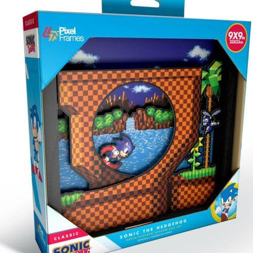 Pixel Frames Sonic Loop L