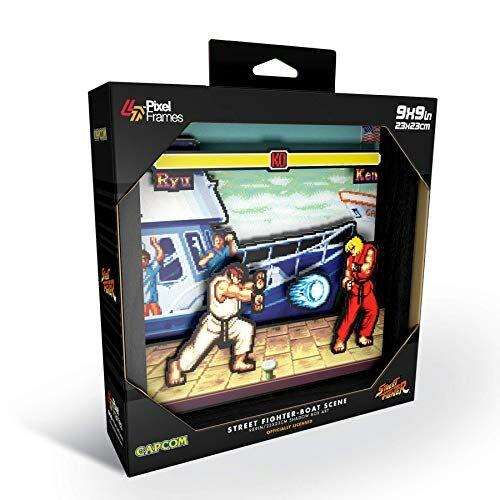 Pixel Frames Street Fighter Boat L