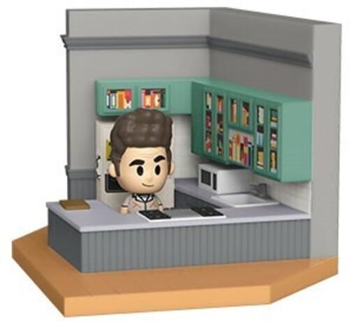 Funko Mini Moments Seinfeld: Jerrys Apartment – Kramer* Diorama Vinyl Figures
