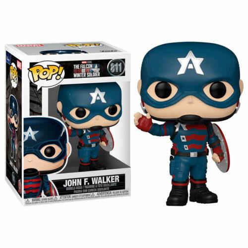 POP Marvel: The Falcon and the Winter Soldier – John F. Walker Bobble-Head Figure