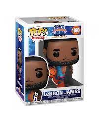 POP! Movies: Space Jam A New Legacy – LeBron James (Alt #2) Vinyl Figures