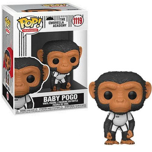 POP! Television: The Umbrella Academy – Baby Pogo Vinyl Figure