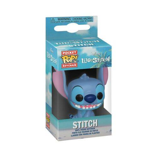 POP! Pocket Keychain: Lilo  Stitch – Stitch