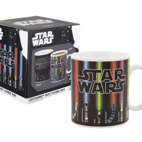 Star Wars – Lightsaber Heat Change Mug