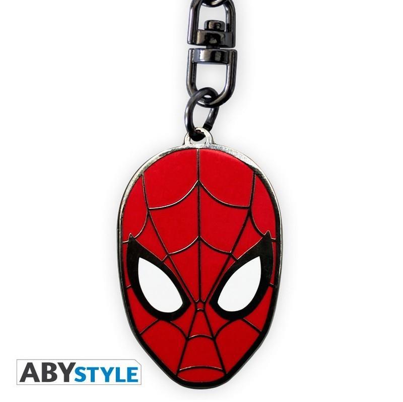 Marvel – Spider-Man Head Metal Keychain