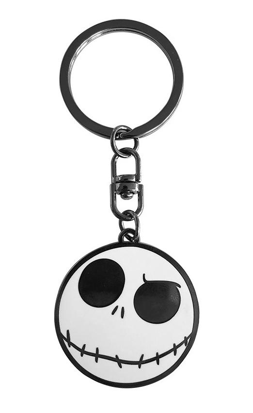 Nightmare Before Christmas – Jack Skellington Metal Keychain
