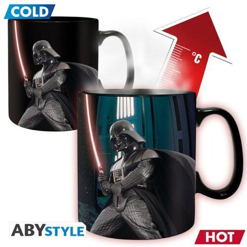 Star Wars – Darth Vader Heat Change Mug, 460ml