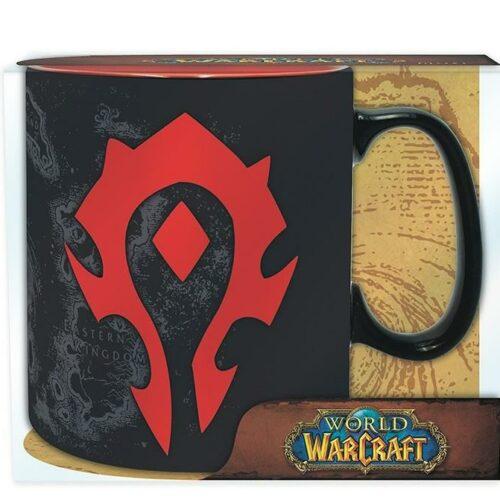 World of Warcraft – For the Horde Mug, 460ml