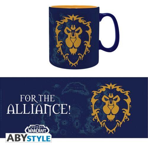 World of Warcraft – For the Alliance Mug, 460ml