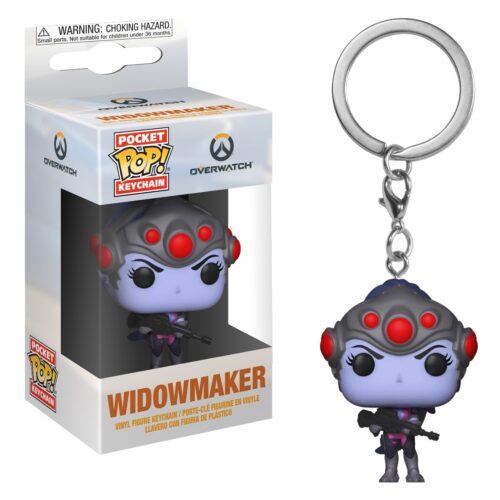 POP! Pocket Keychain: Overwatch – Widowmaker