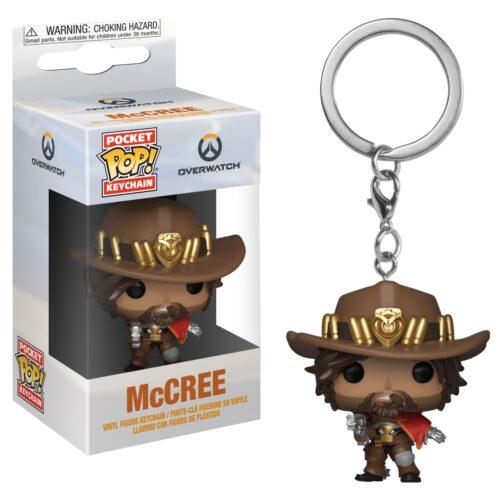 POP! Pocket Keychain: Overwatch – McCree