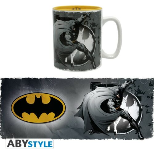 DC Comics – Batman and Logo Mug, 460ml