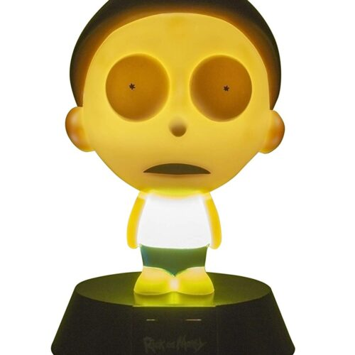 Rick and Morty – Morty Icon Light