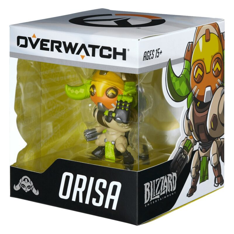 Overwatch: Cute but Deadly – Orisa Figure