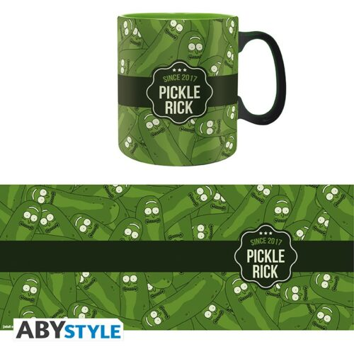 Rick and Morty – Pickle Pick Mug, 460ml