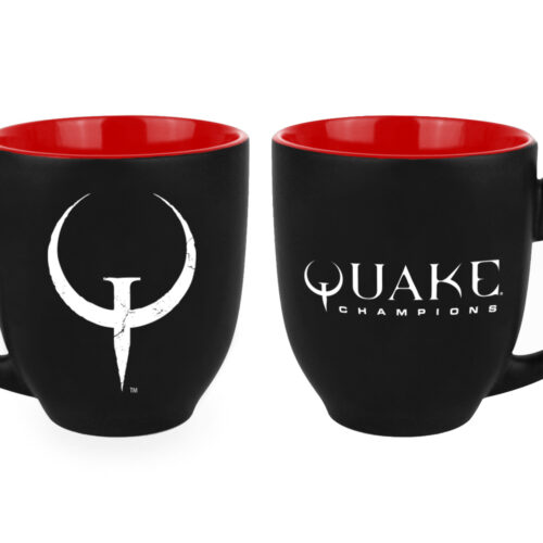Quake Champions – Logo Two Color Mug, 400ml