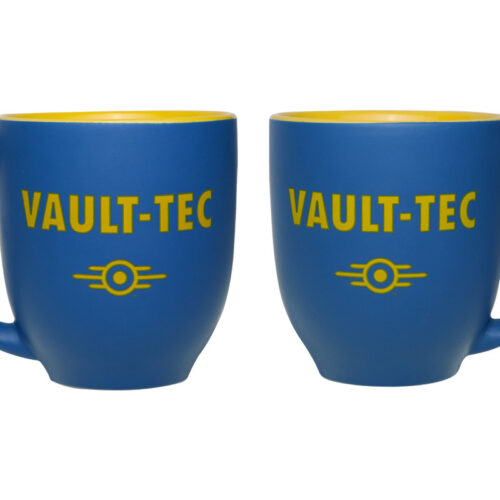 Fallout – Vault-Tec Logo Two Color Mug, 400ml