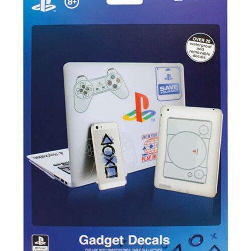 Stickers: Gadget Decals – PlayStation