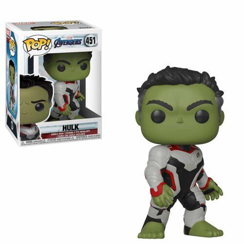 POP! Marvel Avengers: Endgame – Hulk Vinyl Figure