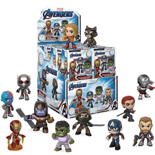 Mystery Minis: Marvel Avengers – Vinyl Bobble-Heads Blind Box