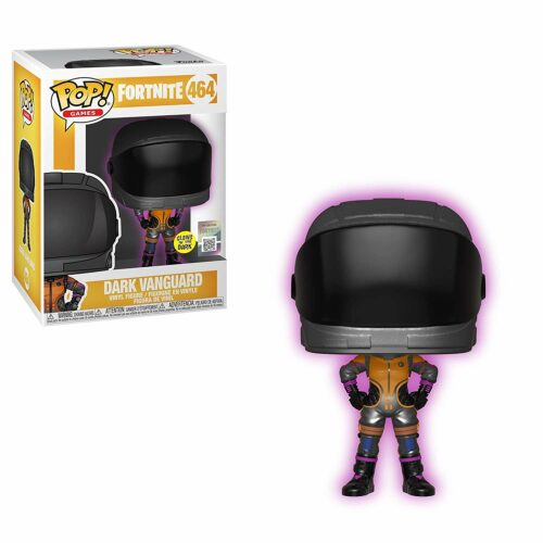 POP! Games: Fortnite – Dark Vanguard Glowing Vinyl Figure