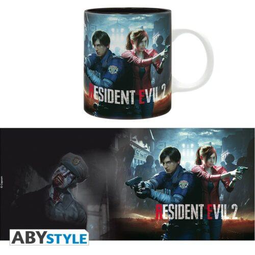 Resident Evil 2 – Key Art Mug, 320ml