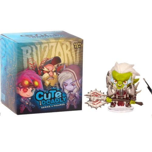 Cute but Deadly – Blizzard Figures Blind Box, Series 4