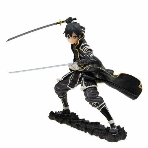 Sword Art Online: Code Register – Goukai Kirito Figure, 16cm