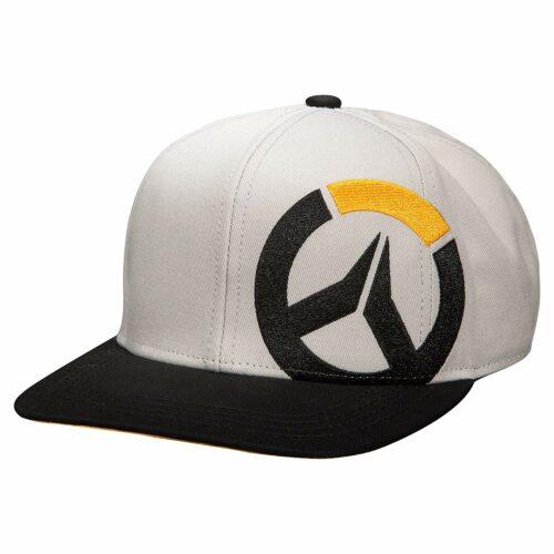 Snapback Cap: Overwatch – Melee Premium, Black/Gray Size L