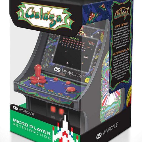 My Arcade – Galaga Micro Player Retro Arcade