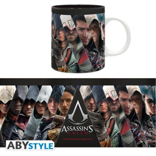 Assassin's Creed – Legacy Mug, 320ml