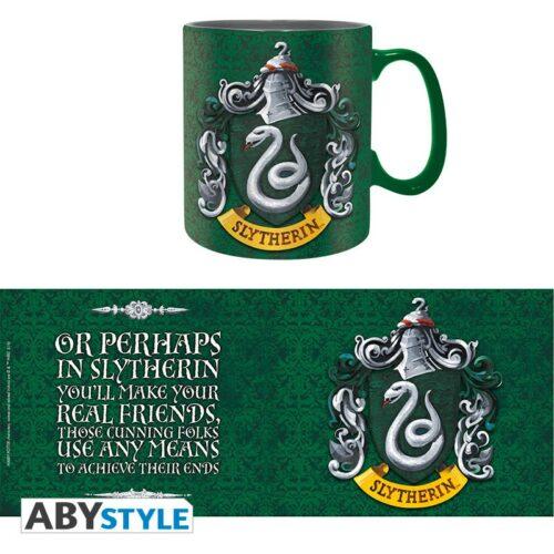 Harry Potter – Slytherin Mug, 460ml