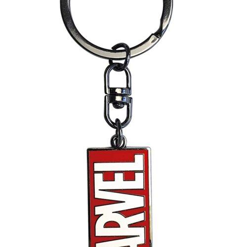 Marvel – Logo Metal Keychain