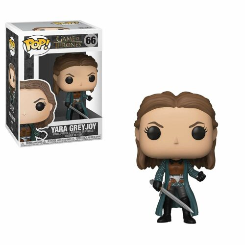 POP! Television: Game of Thrones – Yara Greyjoy Vinyl Figure
