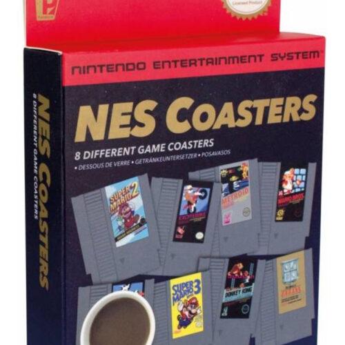 Nintendo – NES Coasters 8-Pack