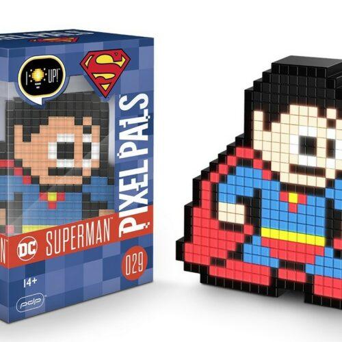 Pixel Pals: DC Comics – Superman