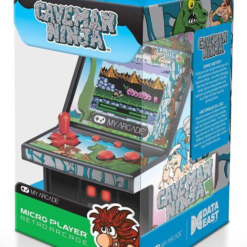 My Arcade – Caveman Ninja Micro Player Retro Arcade