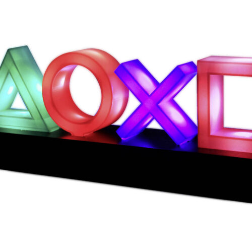 PlayStation – Icons Light