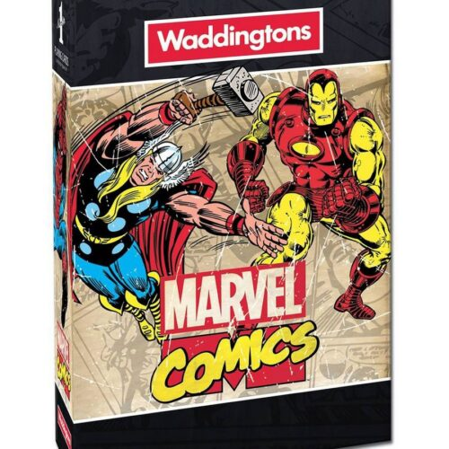 Playing Cards – Marvel Comics