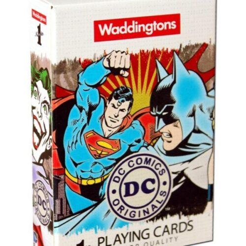 Playing Cards – DC Comics