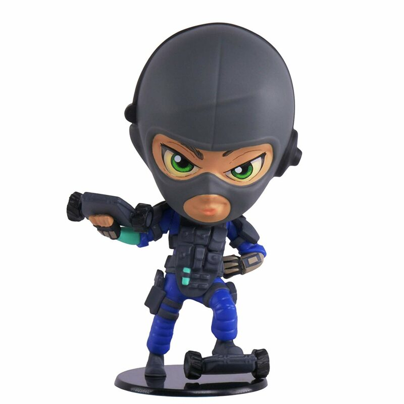 Ubi Collectibles: Six Collection – Twitch Chibi Figure, Series 3