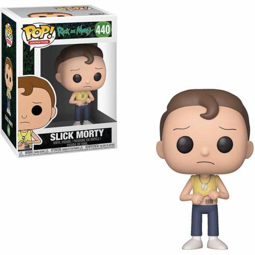 POP! Animation: Rick and Morty – Slick Morty Vinyl Figure