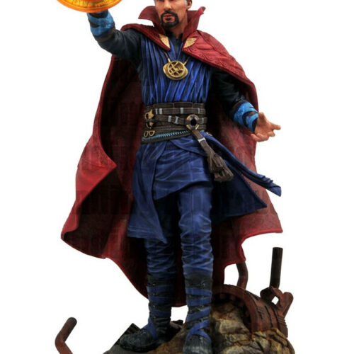 Gallery Diorama: Marvel Avengers: Infinity War – Dr. Strange Statue, 23cm